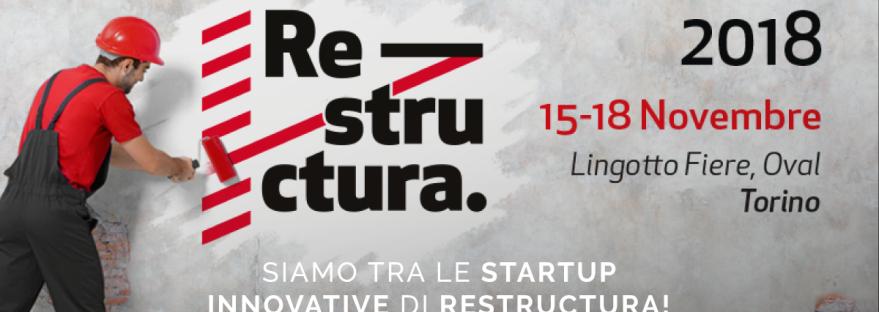 Siamo tra le startup innovative di Restructura